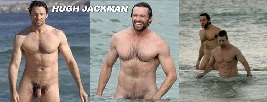 naked celebrite men